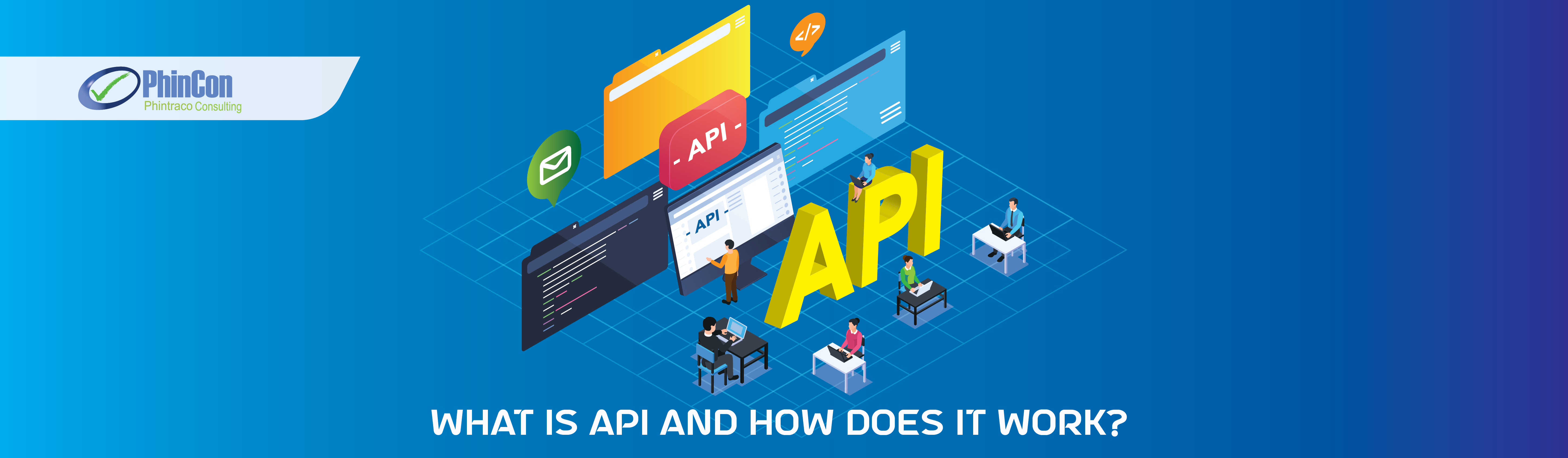 What is API