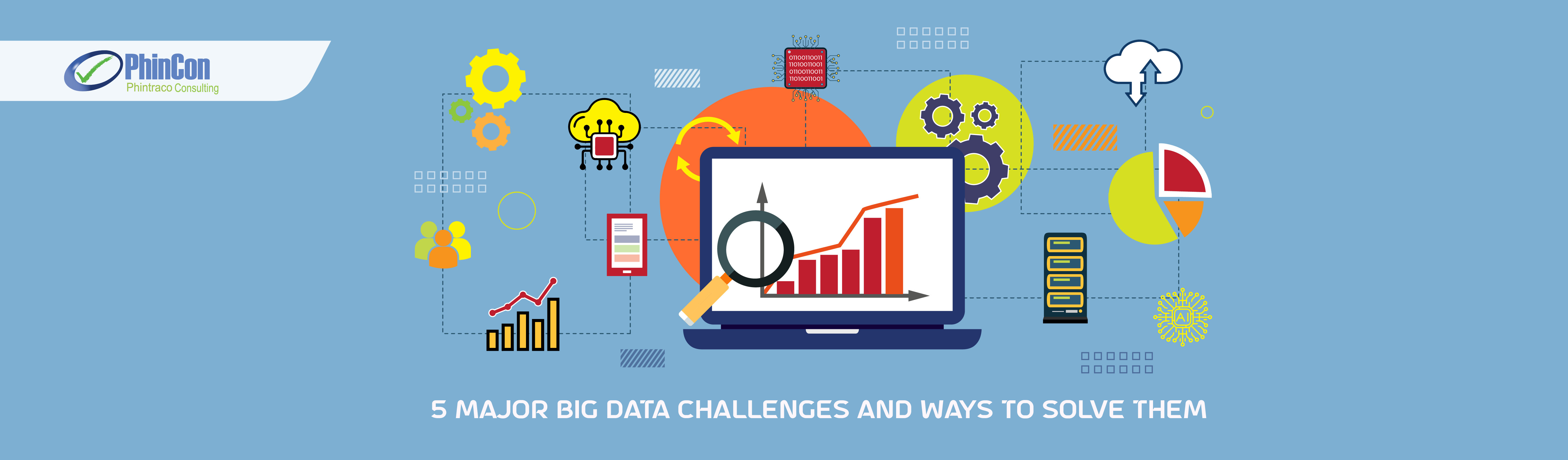 5 Major Big Data Challenges and Ways to Solve Them