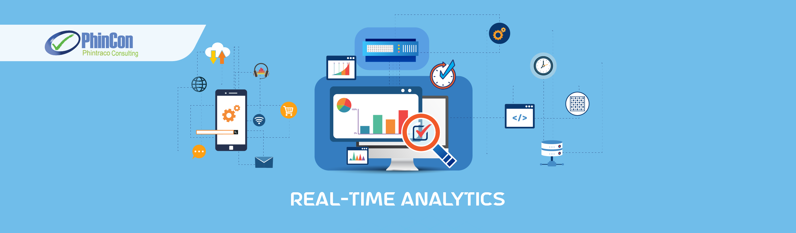 Sectors that Can Benefit from Real-time Analytics