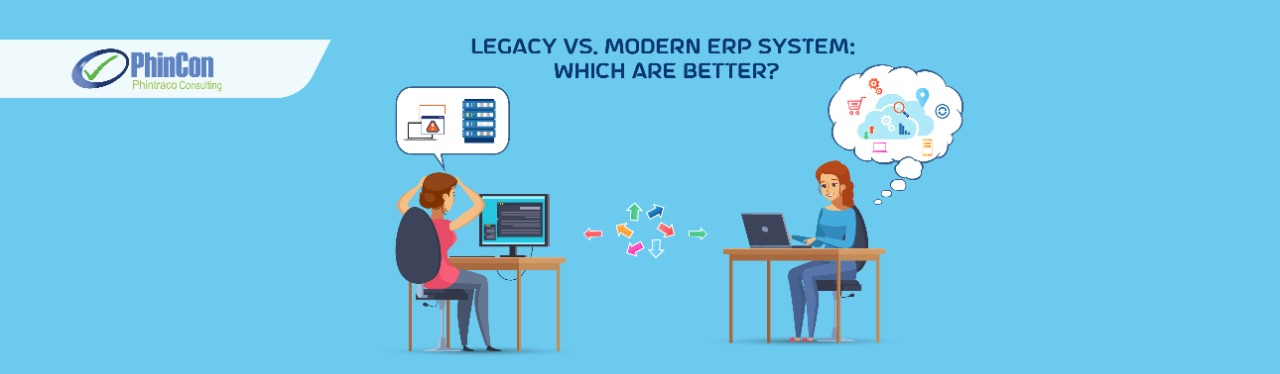 Modern ERP and Traditional ERP: Which is Better?